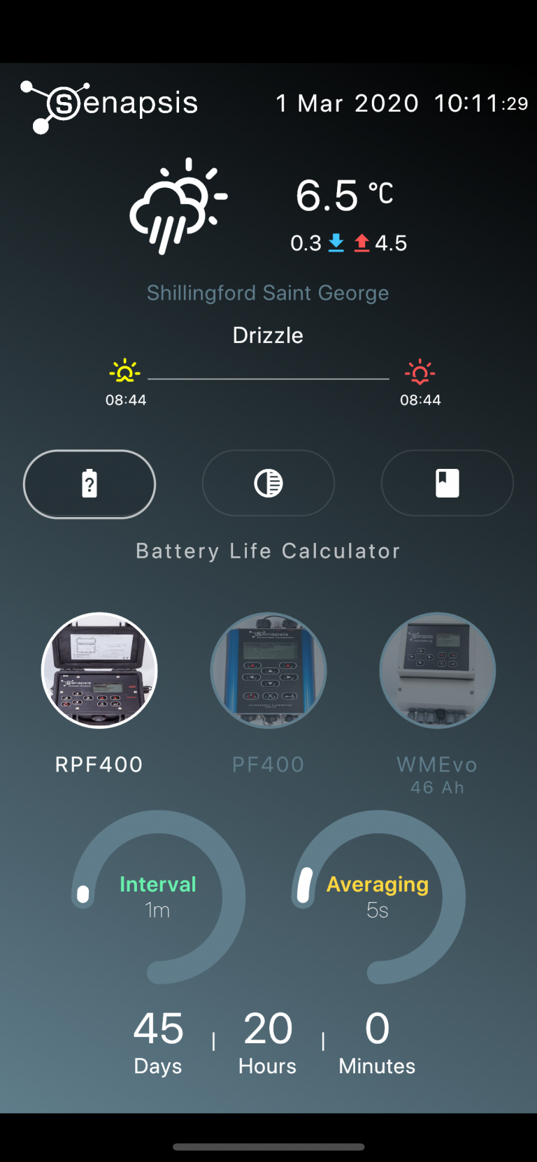 BatteryCalculator